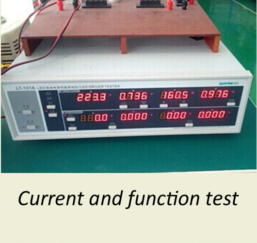 Current and function test