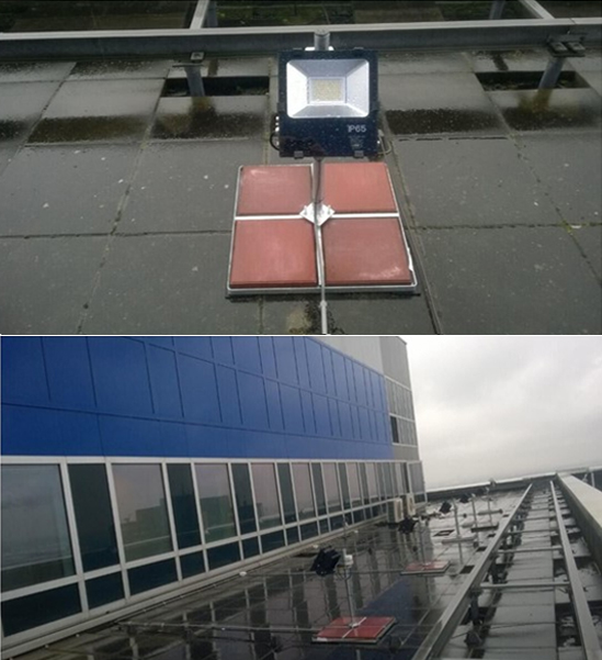 Project Site:Switzerland/Led Flood Light 100W