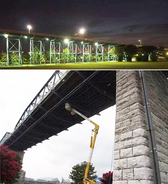 Project Site:Italy/Led Flood Light 240W