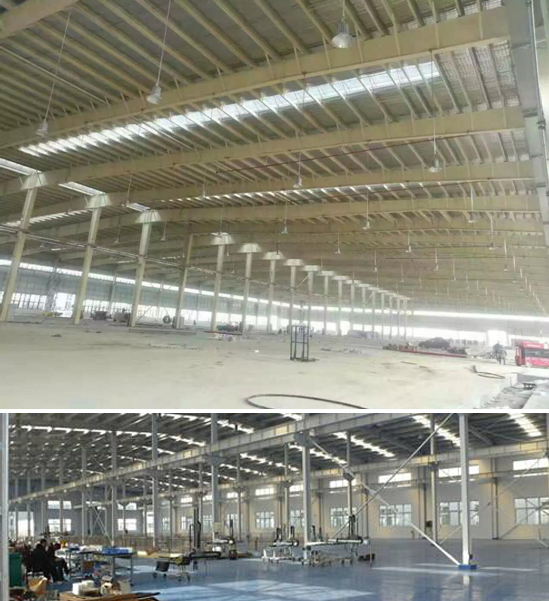 Project Site:Saudi Arabia/Led High Bay Light 100W