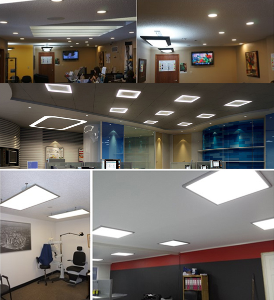 Project Site:Chile/Led Panel Light 48W 36W ,Led Down Light 9W
