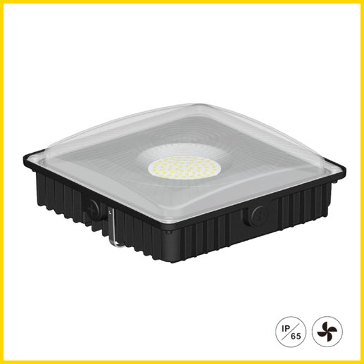 LED Canopy Light  LED GAS LIGHT-GL02 40W-120W